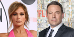 Jennifer Lopez Debuts 'Ben' Necklace After Birthday Weekend With Affleck