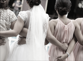 What would you do about your fiancé's sister in your wedding?