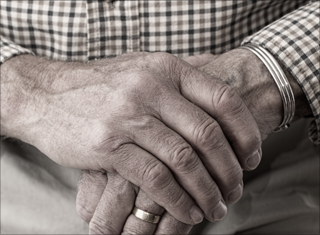 How do you tell your elderly neighbor that you can't help him anymore?