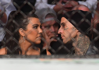 It's official – Travis Barker and Kourtney Kardashian are engaged