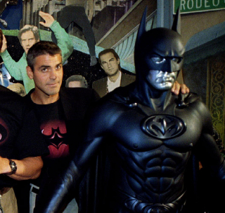 George Clooney On His Version Of Batman