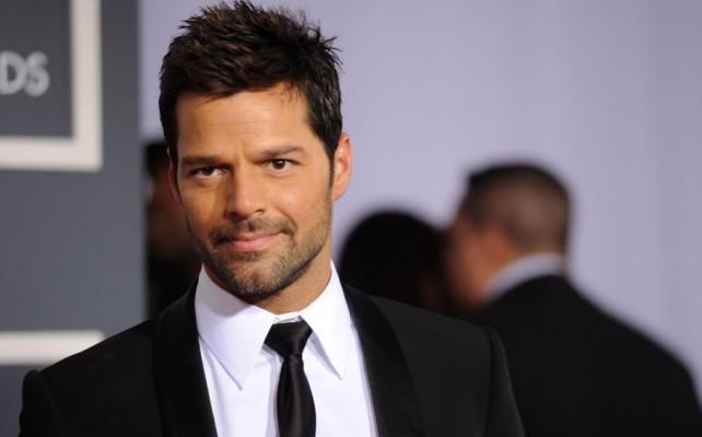Ricky Martin también se desliga de Donald Trump