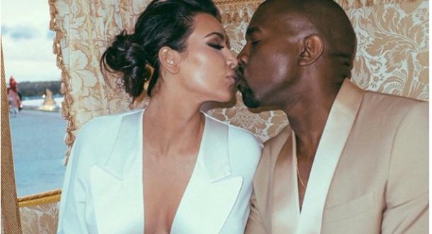 ¡Será niño el segundo bebé de Kim y Kanye!