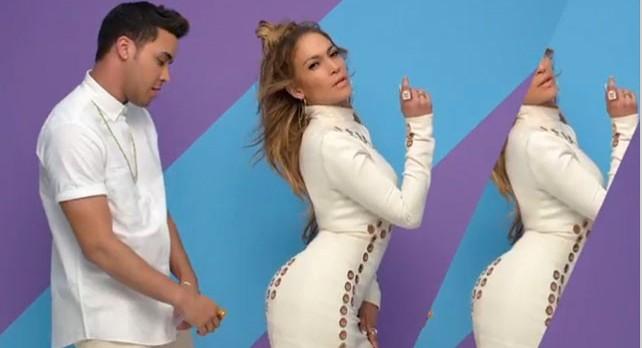 VIDEO: Prince Royce, JLo y Pitbull en Back It Up