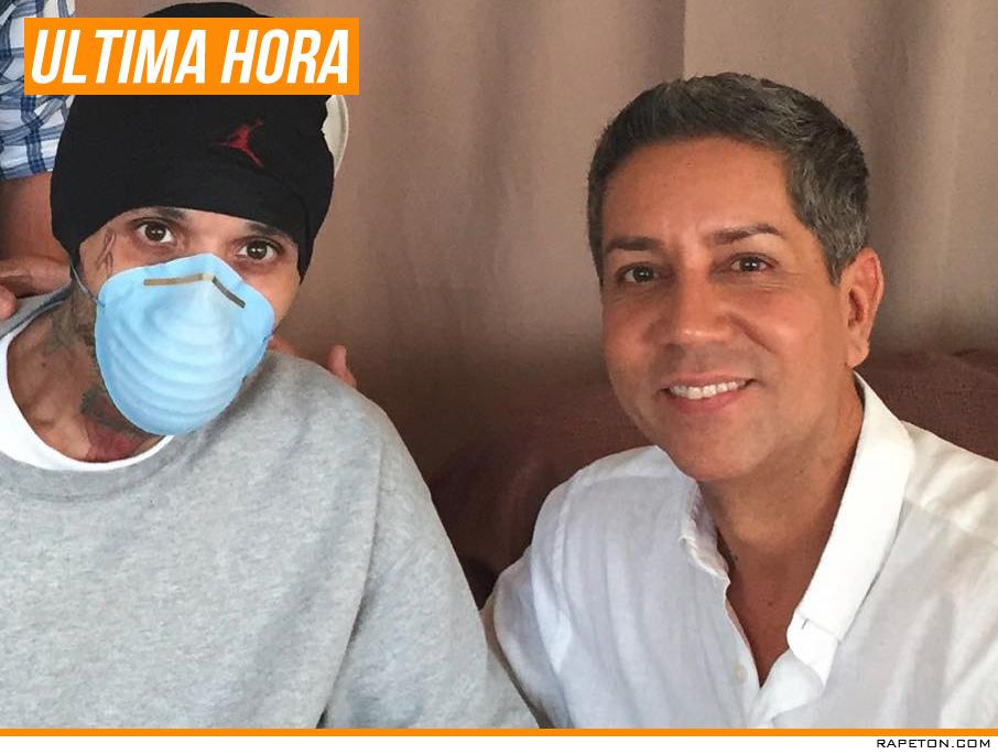 El rapero 'Mexicano' ya esta en la libre comunidad [VIDEO]