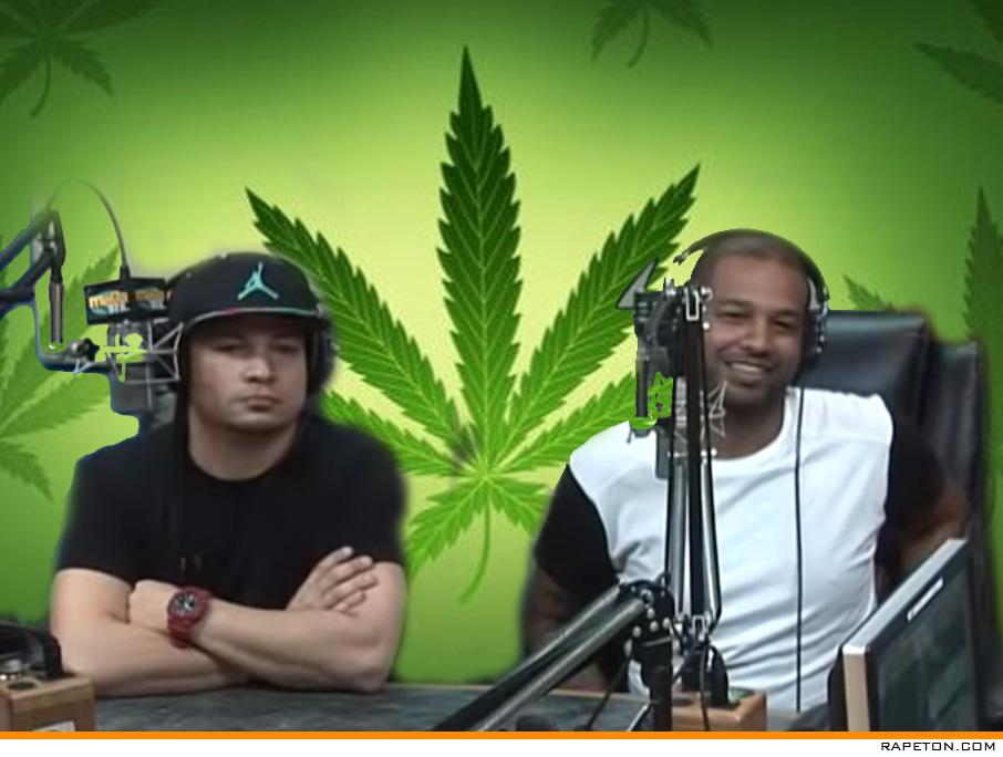 Jowell y Randy forman un vacilón  luego de admitir que fuman marihuana