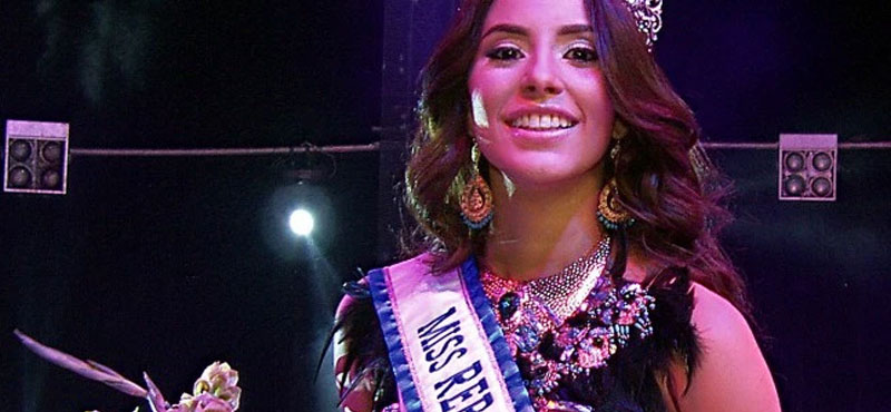 VIDEO: Candidata a Miss RD 2015 rompe silencio sobre video sexual