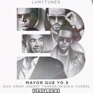 Wisin, Yandel, Don Omar y Daddy Yankee juntos