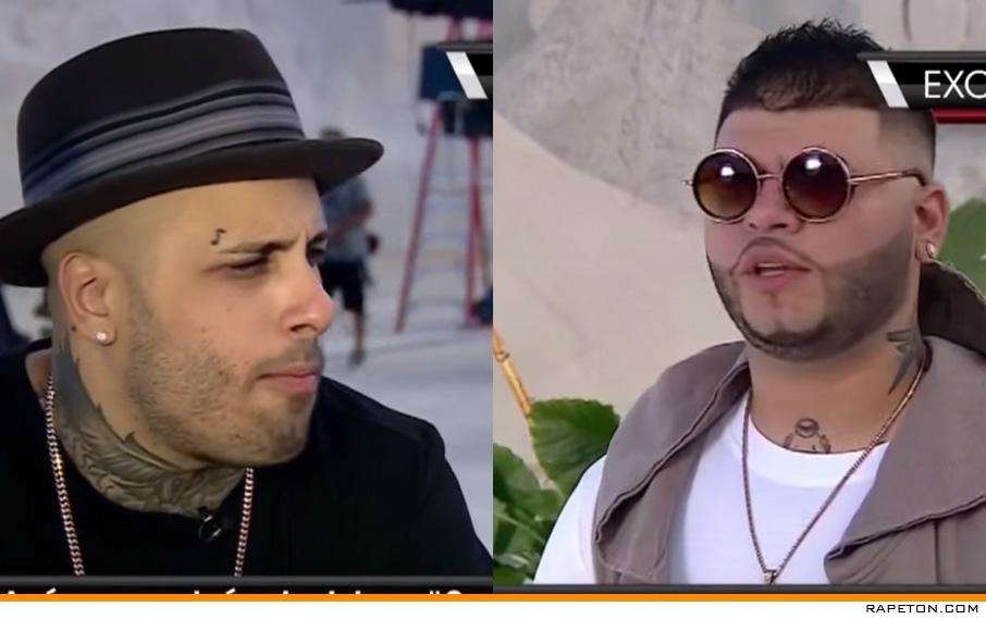 """Farruko y Nicky Jam hablan de su nuevo vídeo """"Sunset"""" detrás de las cámaras"""
