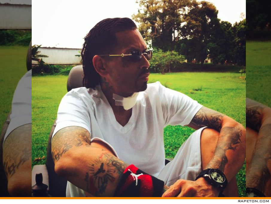 El rapero 'Mexicano' podría perder su voz completamente [VIDEO]