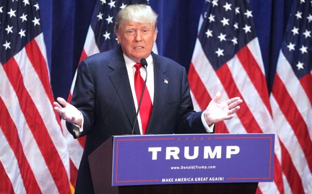 Univisión responde a la demanda de Donald Trump