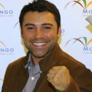 Oscar de la Hoya quiere actuar en alguna telenovela