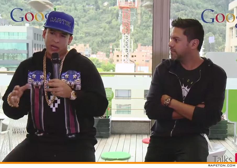 Daddy Yankee habla con Google sobre el género en Colombia y Puerto Rico