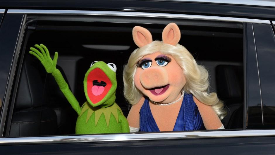 El más reciente divorcio en Hollywood: la Rana René y Miss Piggy se separan
