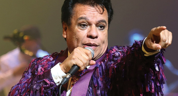 ¡Le roban grabaciones originales a Juan Gabriel!