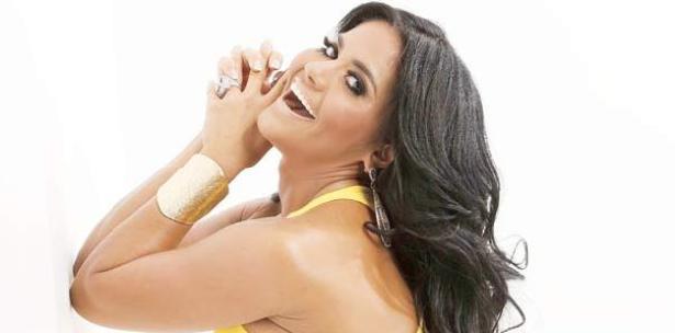 Entre alegría y nostalgia, Maripily se muda para México