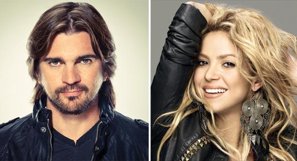 ¡Se rumora que Shakira cantará con Juanes para el Papa Francisco en Philadelphia!