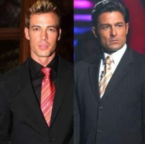 Fernando Colunga y William Levy no pudieron actuar juntos porque no se soportan