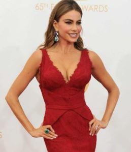 Sofía Vergara sigue siendo la actriz mejor pagada en TV