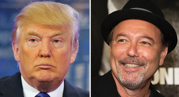 ¡Rubén Blades también explota contra Donald Trump!