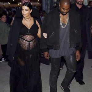 Kim Kardashian revela como desea que se llame su hijo
