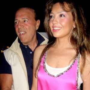 Thalía y Tommy Mottola podrían tener ceremonia de renovación de votos
