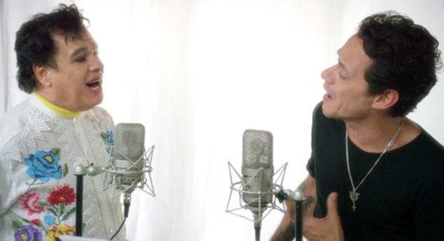 VIDEO: ¡Juan Gabriel y Marc Anthony… en Yo te Recuerdo!