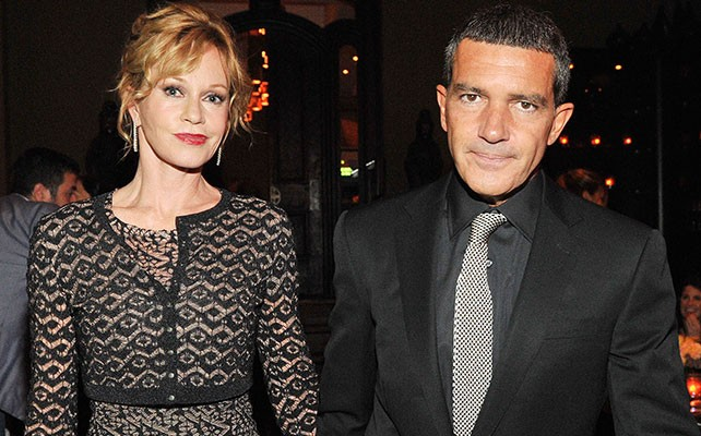 Antonio Banderas pagará $65,000 mensuales de manutención a Melanie tras su divorcio