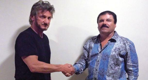 Kate del Castillo y Sean Penn entrevistaron al 'Chapo Guzmán'