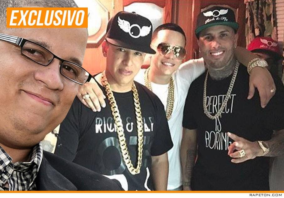 Hector El Father sirvió como mediador para el problema entre J Alvarez, Nicky Jam y Daddy Yankee