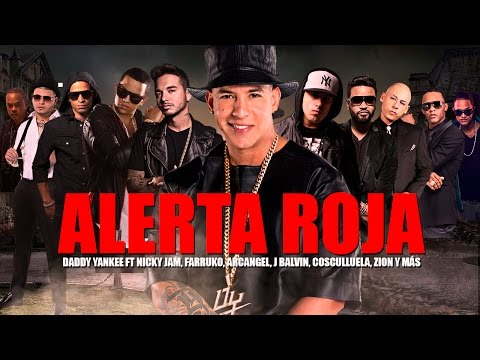 """""""Alerta Roja""""!!! Lo nuevo de Daddy Yankee!"""