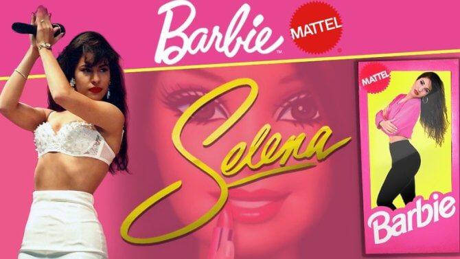 Una Barbie de Selena Quintanilla??