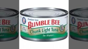 Alertan sobre posible contaminación en tunas Bumble Bee