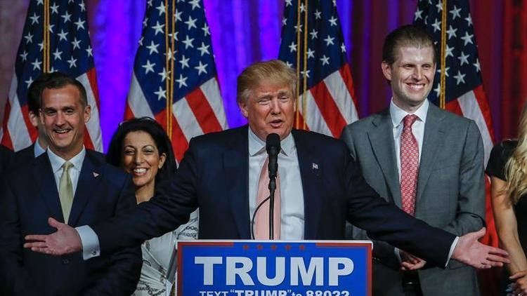 Trump: Habrá 'disturbios' si tiene los votos suficientes y no es nominado por el Partido Republicano