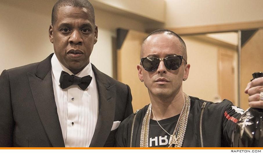 Yandel firma contrato con Roc Nation compañía de Jay Z