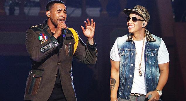 Llenos de explosivos duetos los Billboard Latinos