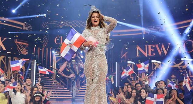 Clarissa Molina es la nueva reina de Nuestra Belleza Latina