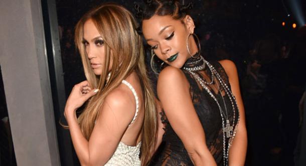 Sorpresa se llevó la cantante Rihanna cuando vio el exitoso videoclip de Jennifer Lopez, Ain't Your Mama