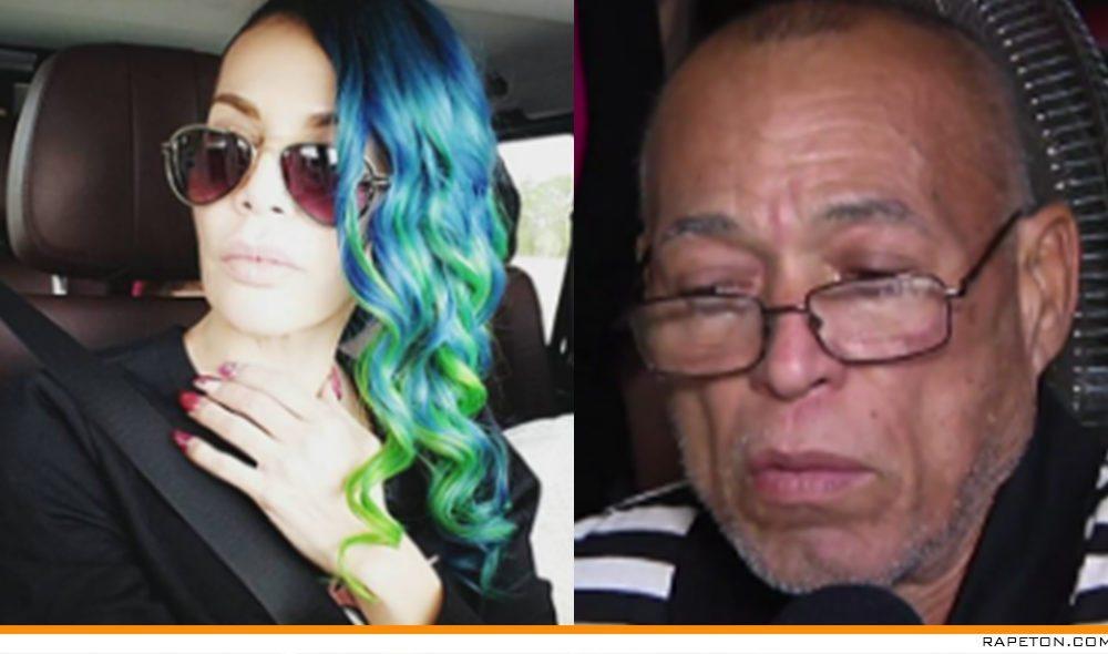 Padre de Ivy Queen revela en entrevista que tiene cáncer y su hija no lo sabía