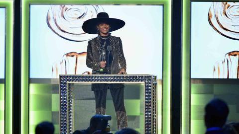 Beyoncé es coronada como 'Ícono de Moda'!!!