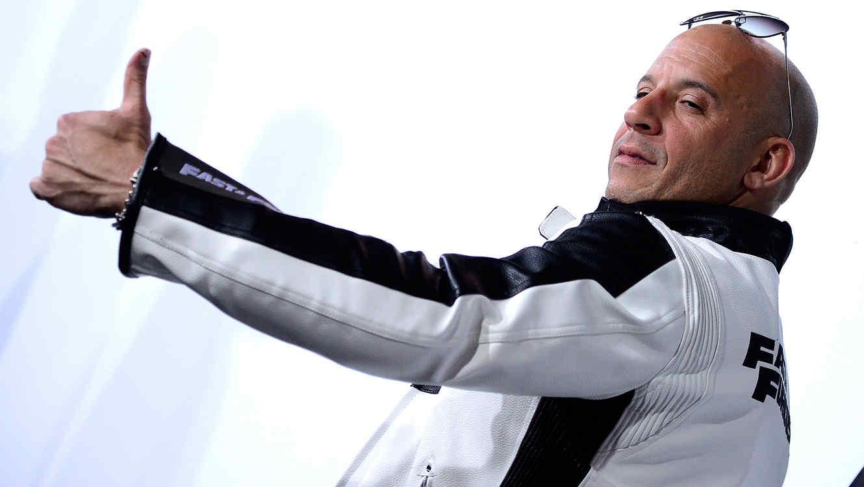 """Vin Diesel, Michelle Rodriguez y el resto de los protagonistas hacen historia en """"Fast 8"""""""