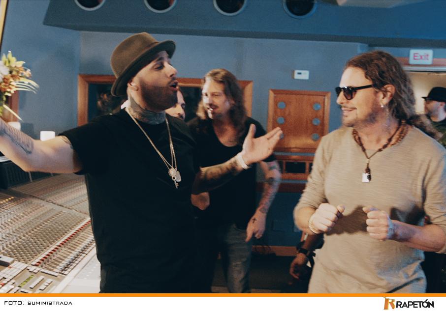 """Nicky Jam responde a críticas de """"rockeros"""" por haber grabado con Maná"""