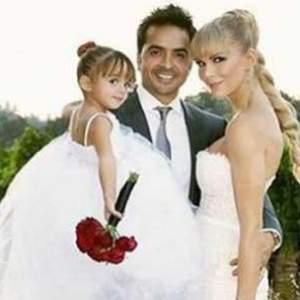 Luis Fonsi y Águeda López esperan su segundo hijo