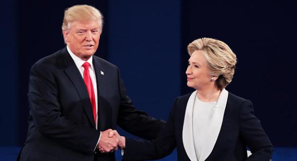 Estrellas reaccionan al candente debate presidencial