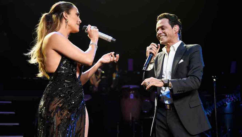 Jennifer Lopez grabará un nuevo disco en español producido por Marc Anthony!!!!