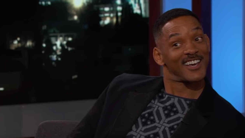 Will Smith confesó que le pidió dinero a un fan para echar gasolina!!!!