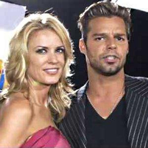 Rebecca de Alba revela que sufrió aborto de hijo con Ricky Martin