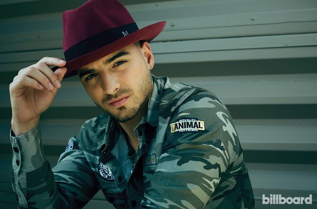 Maluma Achieves Rare Feat: Nos. 1 & 2 on Latin Airplay Chart