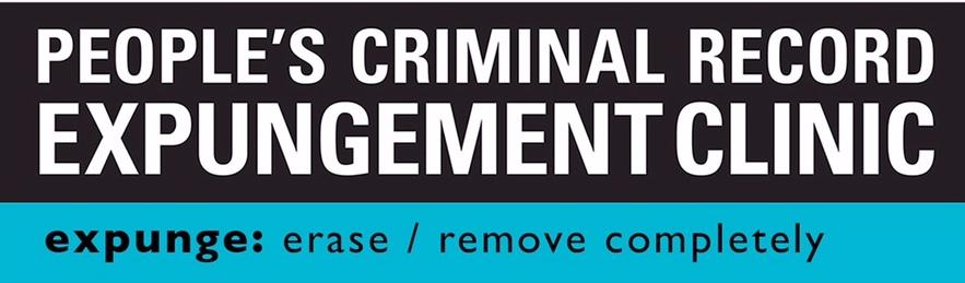 Erase Your Criminal Record