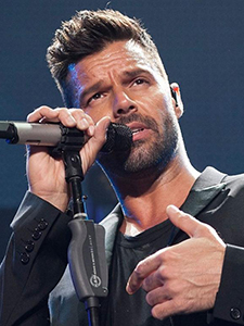Ricky Martin cancela espectáculo en Ciudad de México después del terremoto!!!